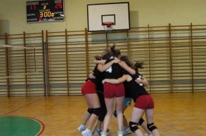 Gimnazjada – siatkówka dziewcząt 2009