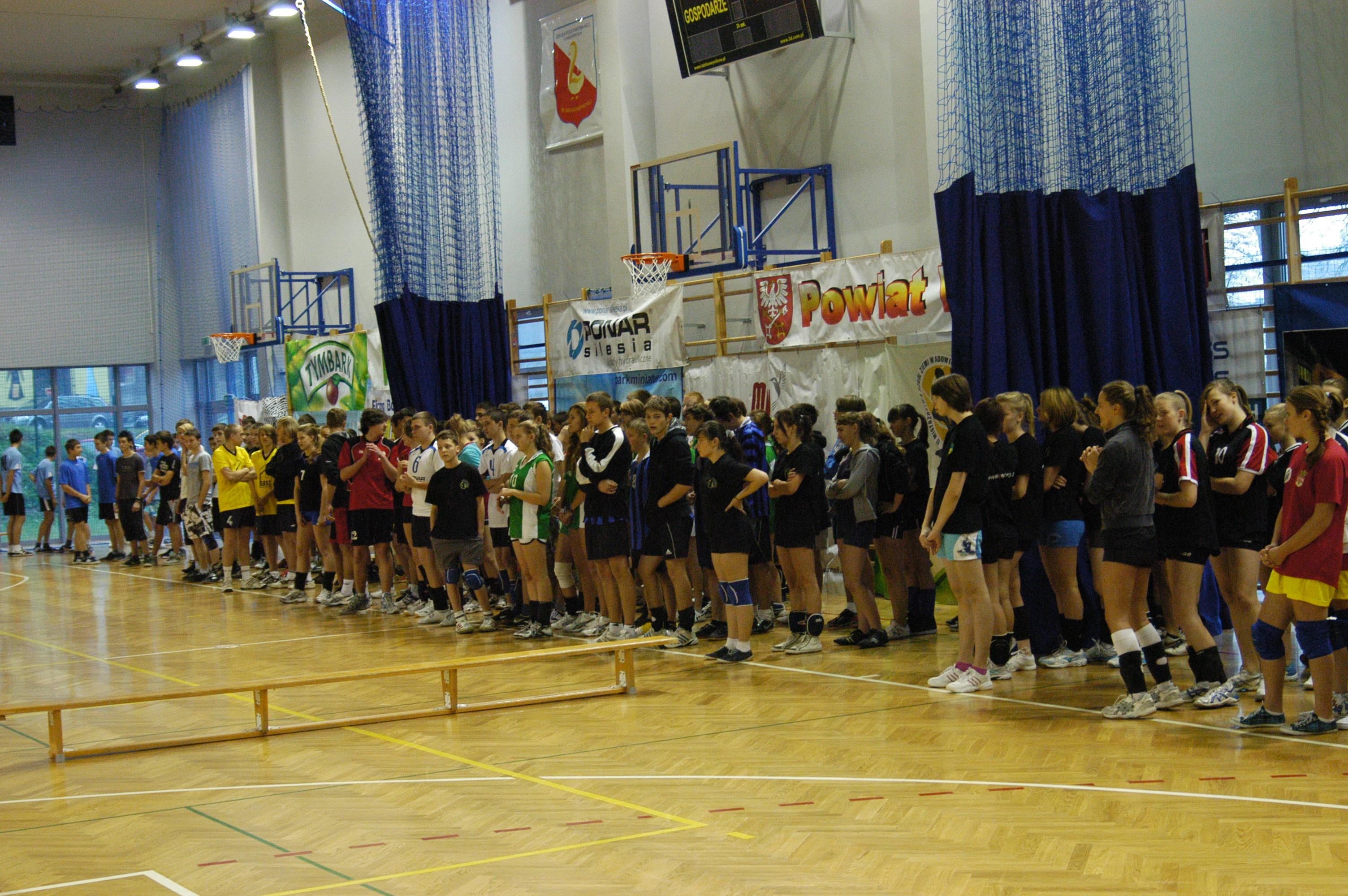 II Mistrzostwa Ziemi Wadowickiej w Piłce Siatkowej