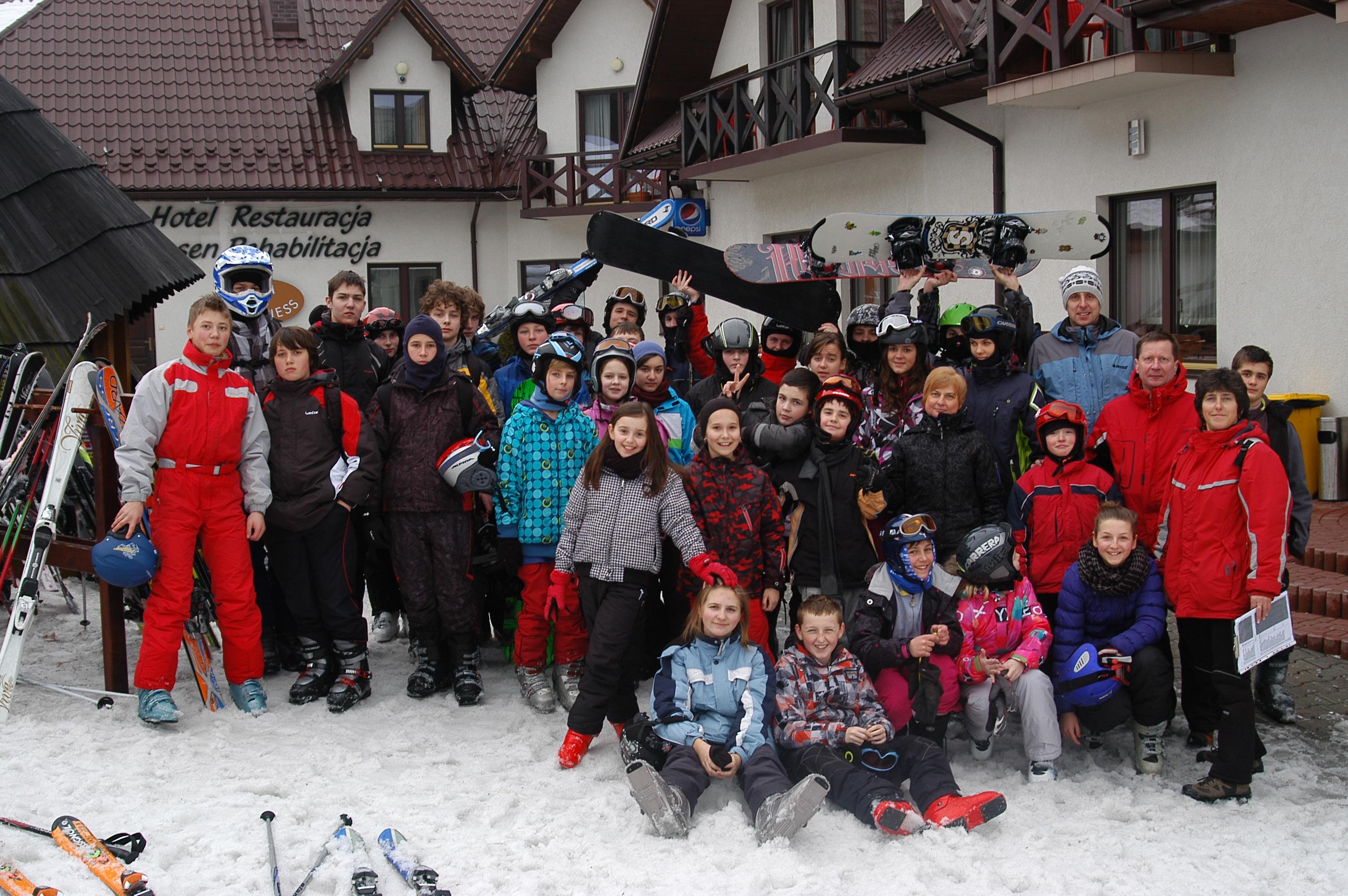 IX Mistrzostwa Szkoły w Narciarstwie Alpejskim