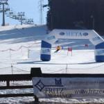 IV Mistrzostwa Szkół  Gminy Wadowice w Narciarstwie Alpejskim