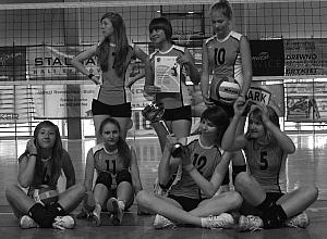Turniej o Puchar Pawła Zagumnego – sukces naszych dziewczyn