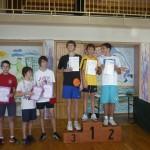 Zawody miejsko – gminne w tenisie stołowym – Gimnazjada Młodzieży